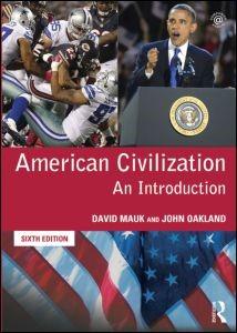 American Civilization | Mauk / Oakland, 2013 (Cover)