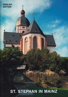Abbildung von Mayer   Mainz   2017   St. Stephan - English Edition   523e