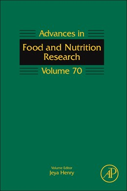 Abbildung von Advances in Food and Nutrition Research | 2013 | 70