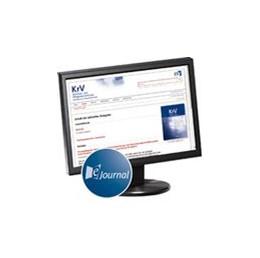 Abbildung von KrV • Kranken- und Pflegeversicherung • Online - Ausgabe | 70. Auflage | 2021 | beck-shop.de