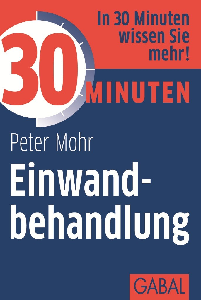 Abbildung von Mohr | 30 Minuten Einwandbehandlung | 1. Auflage 2013 | 2013