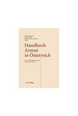 Abbildung von Dimmel / Schenk / Stelzer-Orthofer   Handbuch Armut in Österreich   zahlreiche s/w-Grafiken und Tabellen   2014   Zweite, vollständig überarbeit...