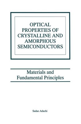 Abbildung von Adachi   Optical Properties of Crystalline and Amorphous Semiconductors   2012   Materials and Fundamental Prin...