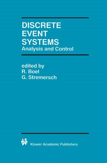 Abbildung von Boel / Stremersch   Discrete Event Systems   2012