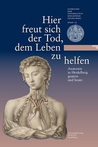 Hier freut sich der Tod, dem Leben zu helfen   / Effinger / Kirsch, 2013   Buch (Cover)
