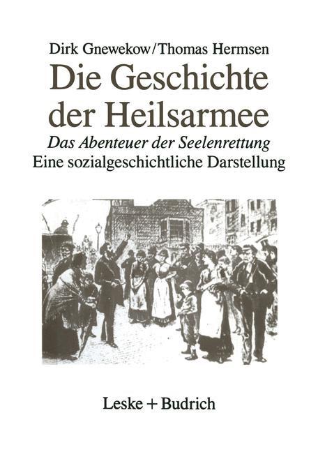 Abbildung von Die Geschichte der Heilsarmee | 2012