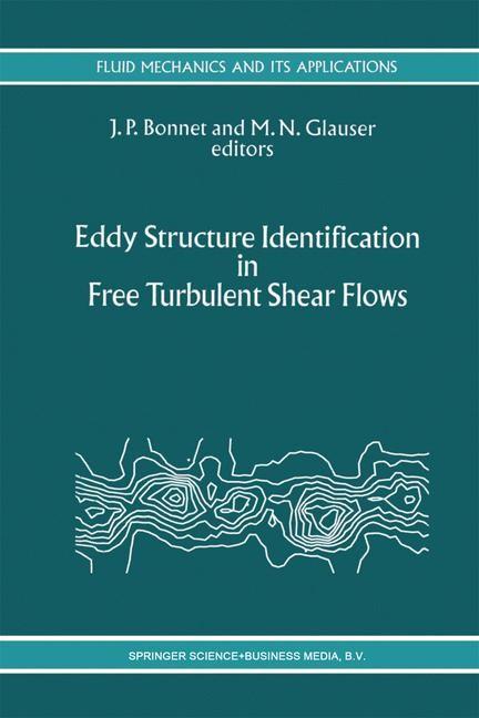 Abbildung von Bonnet / Glauser   Eddy Structure Identification in Free Turbulent Shear Flows   2012