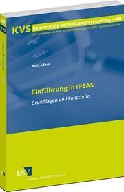 Einführung in IPSAS   Adam, 2013   Buch (Cover)