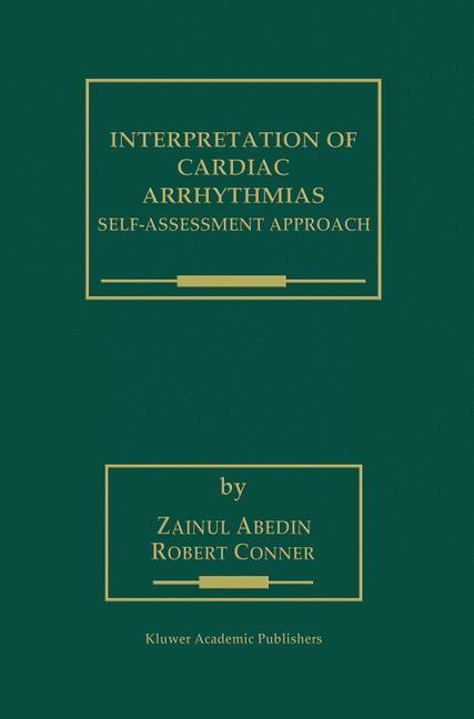Abbildung von Abedin / Conner | Interpretation of Cardiac Arrhythmias | 2012