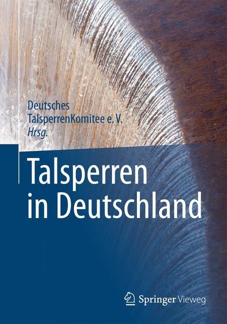 Talsperren in Deutschland   DTK, 2013   Buch (Cover)