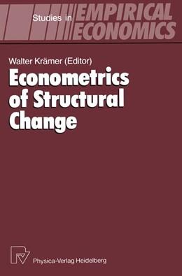 Abbildung von Krämer | Econometrics of Structural Change | 2012