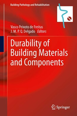 Abbildung von de Freitas / Delgado | Durability of Building Materials and Components | 2013 | 3