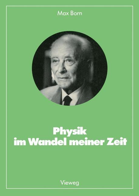 Physik im Wandel meiner Zeit | Born, 1983 | Buch (Cover)