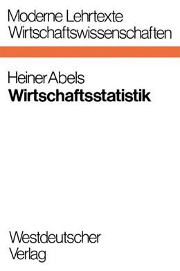 Abbildung von Abels | Wirtschaftsstatistik | 1976