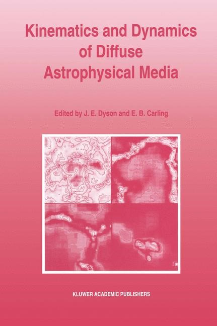 Kinematics and Dynamics of Diffuse Astrophysical Media | Dyson / Carling, 2012 | Buch (Cover)