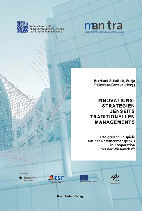 Innovationsstrategien jenseits traditionellen Managements. | Schallock / Pajkovska-Goceva | 1. Auflage 2013, 2013 | Buch (Cover)