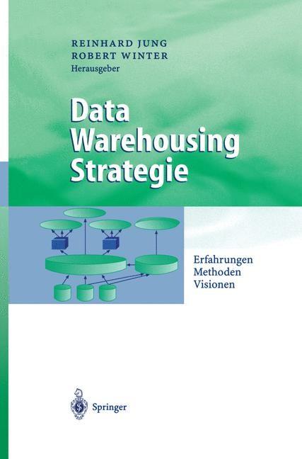 Data Warehousing Strategie | Jung / Winter, 2012 | Buch (Cover)