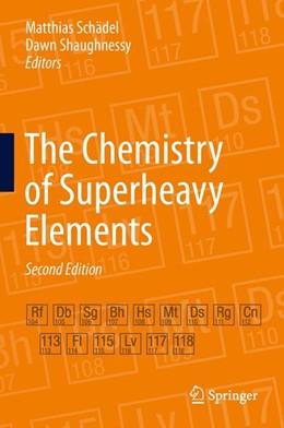 Abbildung von Schädel / Shaughnessy | The Chemistry of Superheavy Elements | 2013