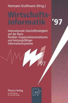 Abbildung von Krallmann | Wirtschaftsinformatik '97 | 2012 | Internationale Geschäftstätigk...