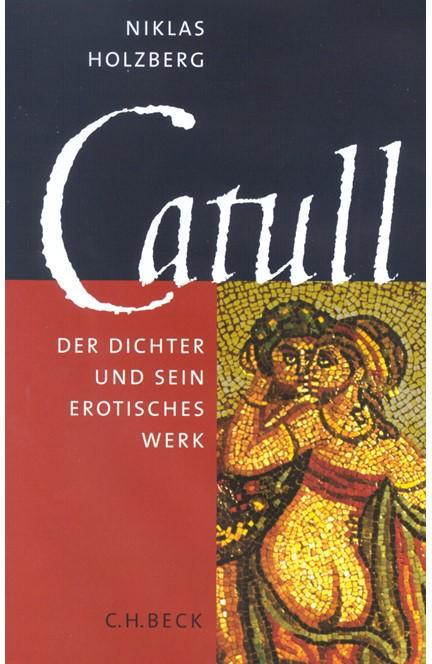 Cover: Niklas Holzberg, Catull