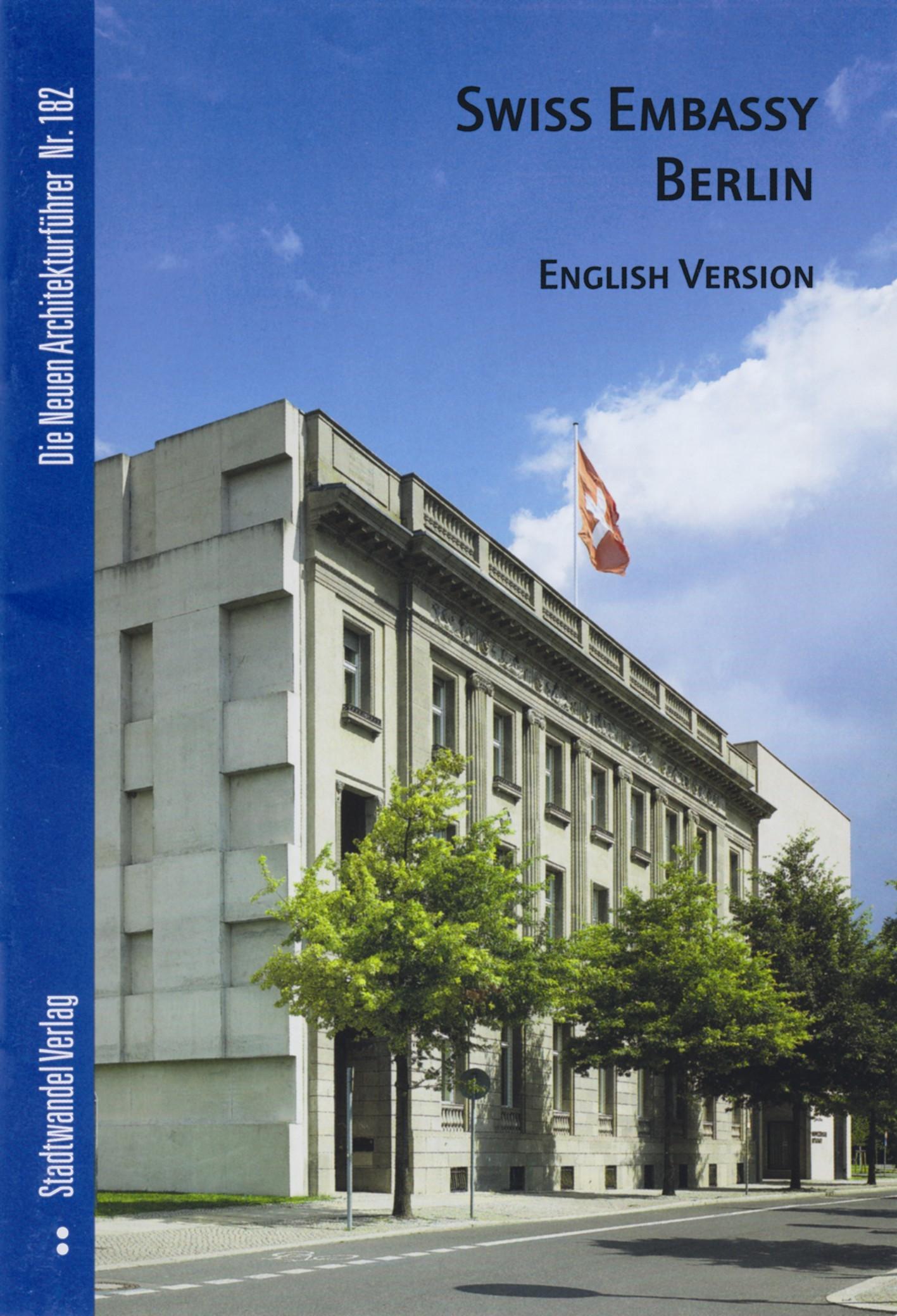 Abbildung von Bröcker   Swiss Embassy Berlin   2012