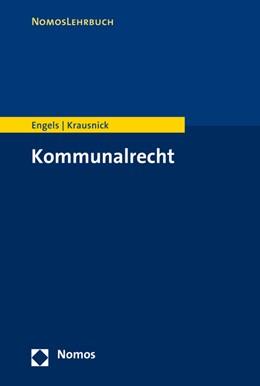 Abbildung von Krausnick   Kommunalrecht   2015