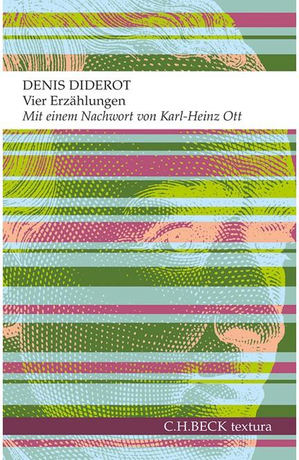 Cover: Denis Diderot, Vier Erzählungen