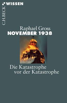 Abbildung von Gross, Raphael | November 1938 | 2013 | Die Katastrophe vor der Katast... | 2782