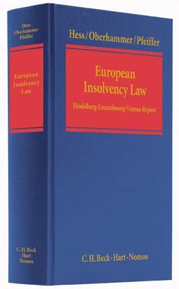 Abbildung von Hess / Oberhammer / Pfeiffer | European Insolvency Law | 2014 | The Heidelberg-Luxembourg-Vien...