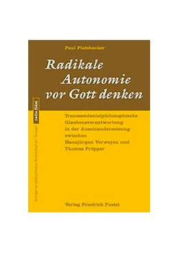 Abbildung von Platzbecker | Radikale Autonomie vor Gott denken | 1. Auflage | 2003 | 19 | beck-shop.de