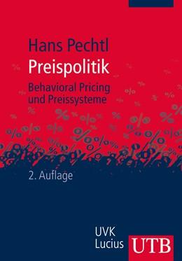 Abbildung von Pechtl | Preispolitik | 2. Auflage | 2014 | beck-shop.de