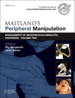 Abbildung von Hengeveld / Banks | Maitland's Peripheral Manipulation | 5. Auflage | 2013 | beck-shop.de
