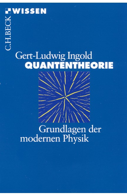 Cover: Gert-Ludwig Ingold, Quantentheorie
