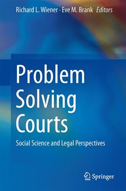 Abbildung von Wiener / Brank | Problem Solving Courts | 2013 | Social Science and Legal Persp...