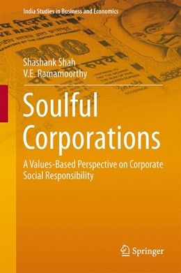 Abbildung von Shah / Ramamoorthy | Soulful Corporations | 2013 | A Values-Based Perspective on ...