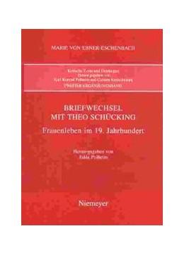 Abbildung von Polheim | Briefwechsel mit Theo Schücking. Frauenleben im 19. Jahrhundert | Reprint 2018 | 2001 | Briefwechsel mit Theo Schückin...