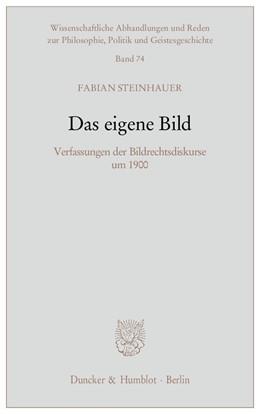 Abbildung von Steinhauer   Das eigene Bild   1. Auflage   2013   74   beck-shop.de