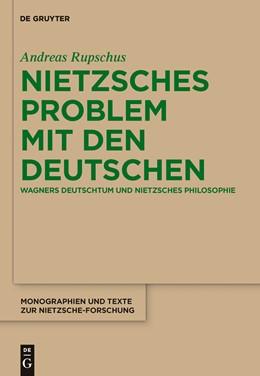Abbildung von Rupschus | Nietzsches Problem mit den Deutschen | 1. Auflage | 2013 | 62 | beck-shop.de