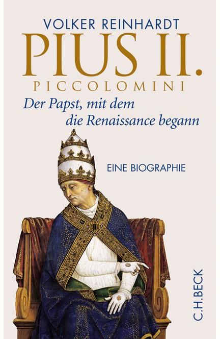 Cover: Volker Reinhardt, Pius II. Piccolomini