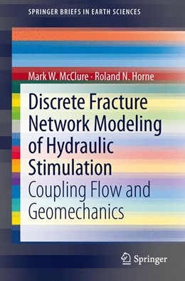 Abbildung von McClure / Horne   Discrete Fracture Network Modeling of Hydraulic Stimulation   2013   Coupling Flow and Geomechanics