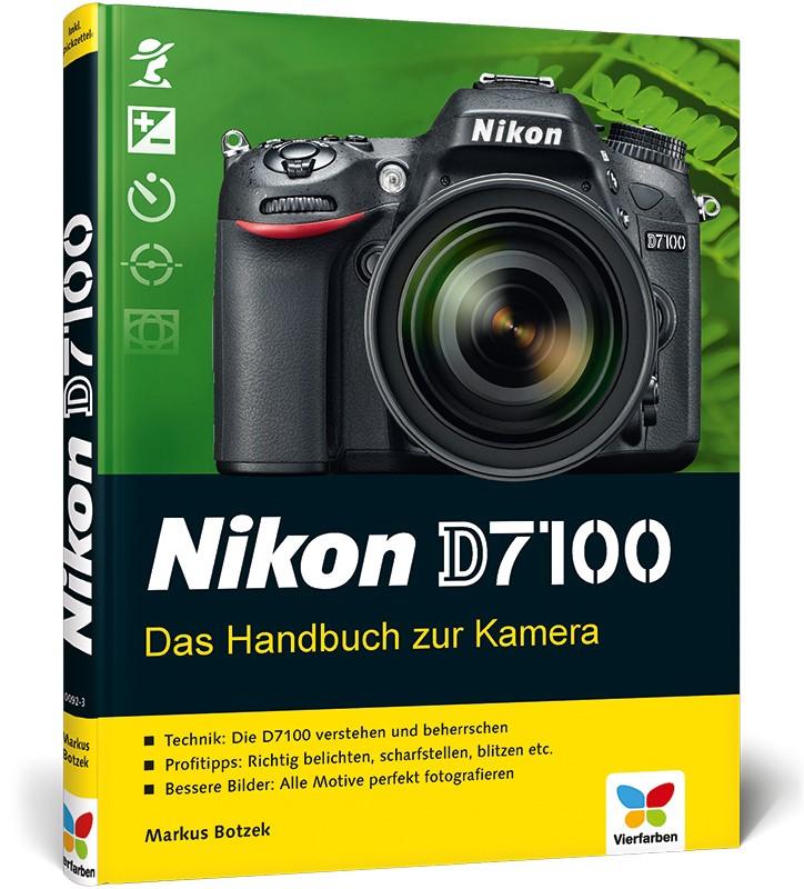 Nikon D7100 | Botzek, 2013 | Buch (Cover)