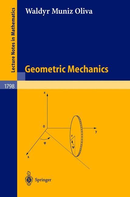 Geometric Mechanics | Oliva, 2002 | Buch (Cover)