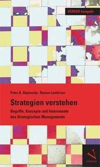 Abbildung von Abplanalp / Lombriser   Strategie verstehen   2013