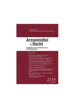 Abbildung von Rotta / Meyer   Arzneimittel & Recht   14. Auflage   2020   beck-shop.de