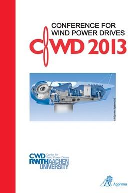 Abbildung von Abel / Brecher | Conference for Wind Power Drives CWD 2013 | 1. Auflage | 2013 | beck-shop.de