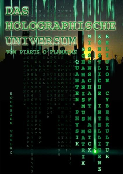 Das Holographische Universum | O'Flanagan, 2004 | Buch (Cover)