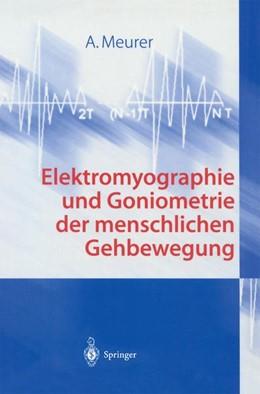 Abbildung von Meurer   Elektromyographie und Goniometrie der menschlichen Gehbewegung   2001