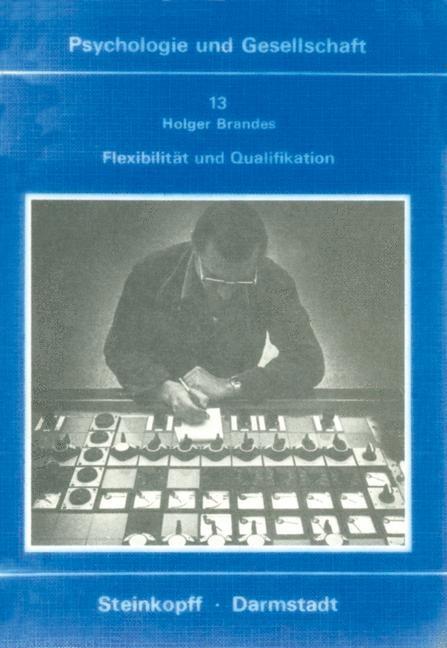 Flexibilität und Qualifikation | Brandes, 1980 | Buch (Cover)