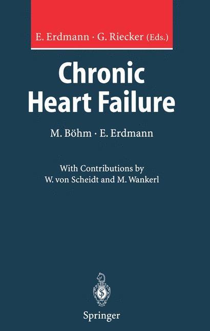 Abbildung von Böhm / Erdmann / Riecker   Chronic Heart Failure   1997