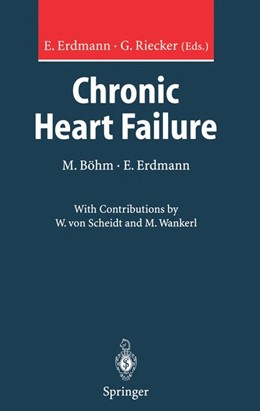 Abbildung von Böhm / Erdmann / Riecker | Chronic Heart Failure | 1997